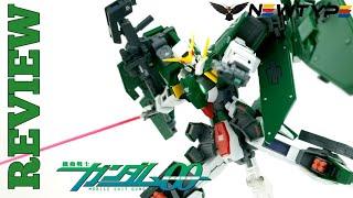 Gambar cover MG Gundam Dynames Review