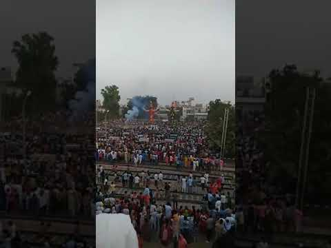Amritsar Train Accident Before Video