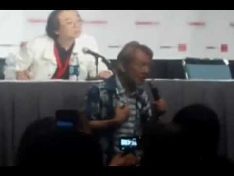 "Anime Expo 2012 - Ryo Horikawa says ""Falcon Punch"" - YouTube"
