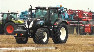 New Holland T7.200 TVN Turbo Tuning
