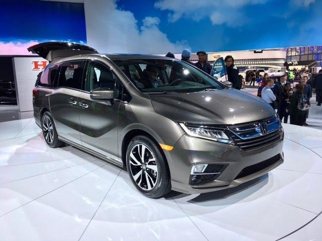 2018 Honda Odyssey Vs. 2017 Odyssey: Is The New Model Worth Wait?  : Auto Reviews World News