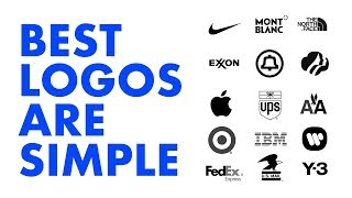 The Best Logos Ever Designed Are Simple Not Interesting & Not Overworked