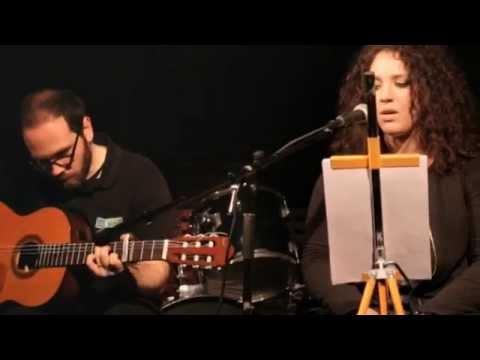 Jean+Simone - Hallelujah (leonard cohen) live @ radiowuonz live club (Rome) 25.04.14