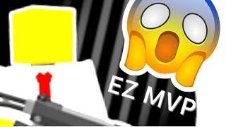 EZ MVP (50 Kills)- Roblox Bad Business w/ Reverse