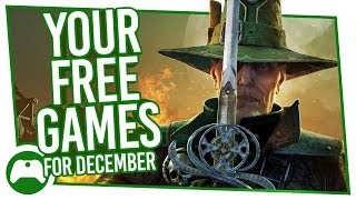 4 Free Xbox Games Gold Subscribers Must Play This Month