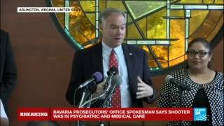 US Presidential election: who really is Hillary Clinton's running mate US Sen Tim Kaine?