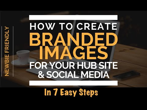 How To Create Easy Branded Images🔥Step 1 ✅ Choose The Right Networks