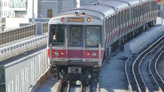 マサチューセッツ湾交通局レッドライン1800形/MBTA Red Line 1800 series