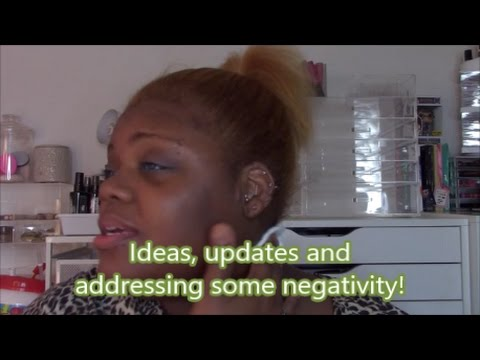 Chit Chat: Updates, Your Feedback and Addressing Negativity!
