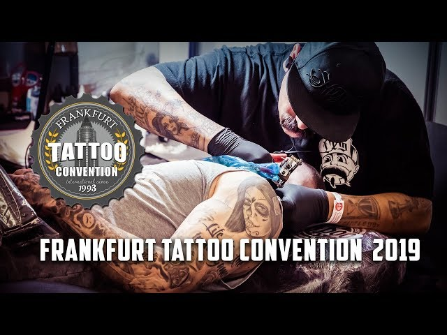 Tattoo Convention Frankfurt 2019 | Aftermovie