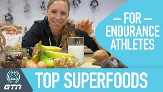 Top 11 Superfoods For Endurance Athletes | Healthy Foods For A Balanced Diet