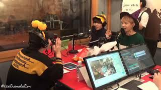 [171025] English Time with Jun, Chan & Wow on Arirang Radio K-POPPIN' IDOL CLASS 4