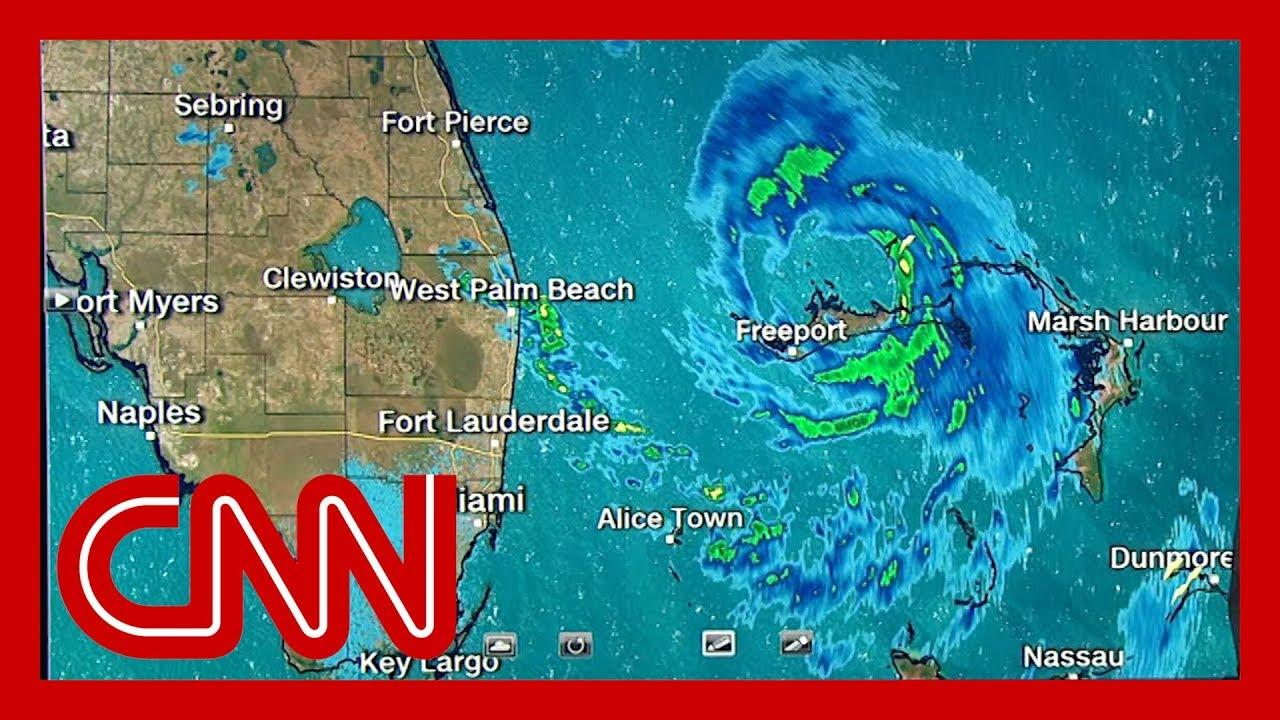 Hurricane Dorian batters Bahamas, southeast US on alert