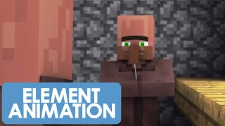 Villager News 3 (Minecraft Animation)