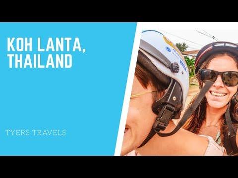 #6 Koh Lanta, Thailand | Motorbikes, karaoke and weird weather