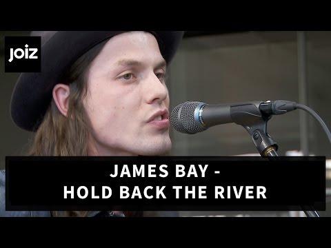 James Bay - Hold Back The River - unplugged & live at joiz TV