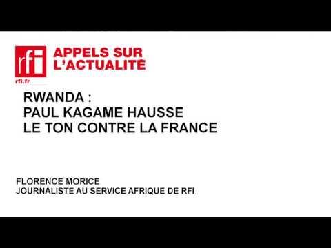 Rwanda : Paul Kagame hausse le ton contre la France