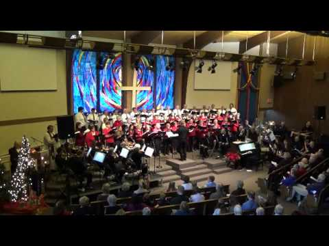 2015 oumc christmas cantata excerpt - Christmas Cantatas For Small Choirs
