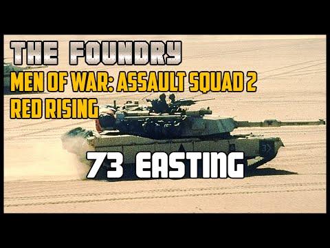 73 Easting (Custom Battle) - Men of War: Assault Squad 2 (Red Rising)