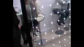 Оригинальные решения из триплекса(Термотриплекс (нагреваемое стекло), декоративные триплекс различных видов, триплекс с подсветкой светодио..., 2013-04-06T07:02:25.000Z)