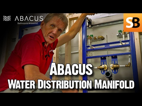 Make Plumbing Easier with a Water Distribution Manifold