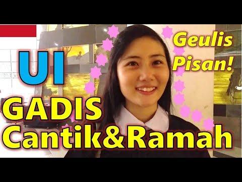 GADIS CANTIK&RAMAH DI UI(UNIVERSITAS INDONESIA)