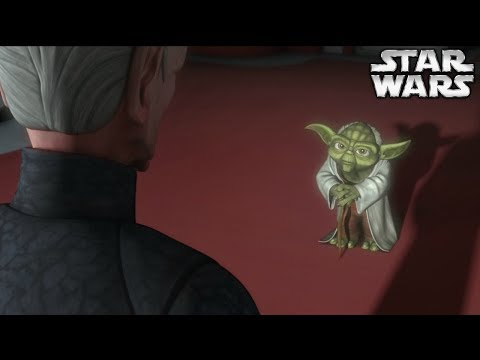 Why Palpatine LOVED Hanging Out With Yoda - Star Wars Explained