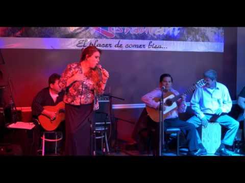 Nada Soy - Susana Santander - Revash Restaurant - 11/20/15