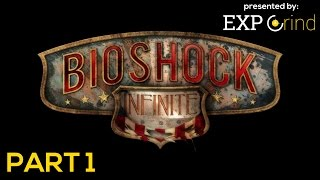 BioShock: The Collection [XBOX ONE] Gameplay - BioShock: Infinite Part 1 - Longplay Full Walkthrough
