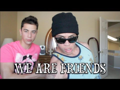 FRIENDSHIP TAG: Getting In Trouble, Girls, & Fave Youtubers