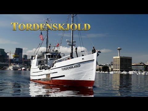Tordenskjold: Historic Fishing Vessel of the Pacific NW - YouTube