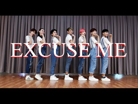 Excuse Me - AOA (Dance Cover) by Heaven Dance Team from Vietnam