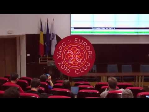 DrForr: Ten Things you Need to Know About Perl 6 - YAPC::Europe 2016