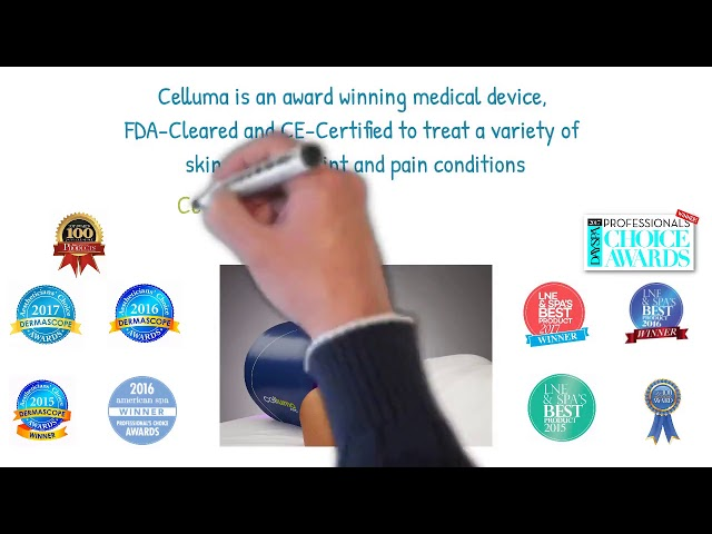 Celluma LED Therapy: A Waiting Room Video for your Spa, Clinic, or Wellness Practice