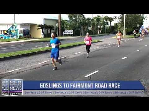 Goslings to Fairmont Road Race, Jan 13 2019