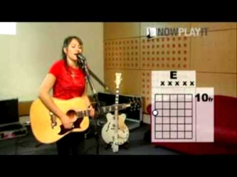 KT Tunstall - Tutorial Black Horse & the Cherry Tree(part 2)