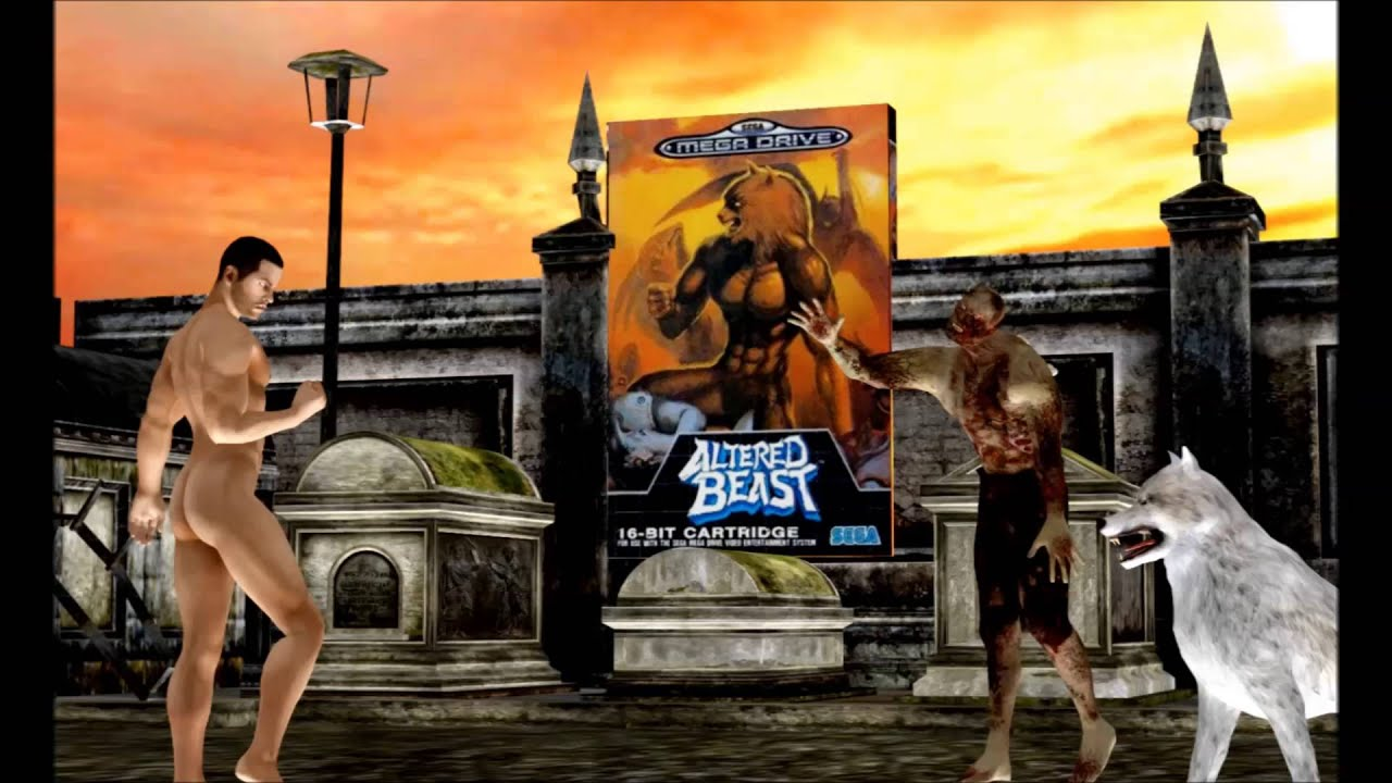 Altered Beast Rise From Your Grave Orchestral Remix Youtube