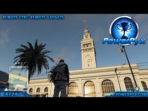 Watch Dogs 2 - All Key Data Locations & Solutions (Researcher Trophy / Achievement Guide)
