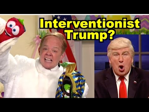 Trump's Interventionism? - Melissa McCarthy, Alec Baldwin & MORE! LV Sunday LIVE Clip Roundup 208
