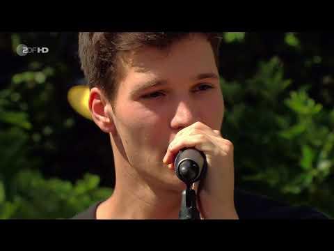 Wincent Weiss - An Wunder - ZDF Fernsehgarten on tour 15.04