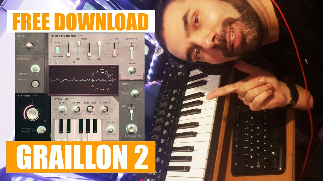 Graillon 2 by auburn sounds vst au free download pagalworld