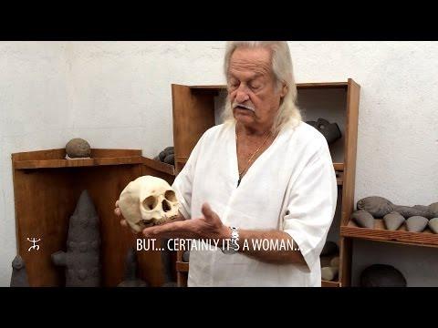 Taíno Museum - Carved Skull