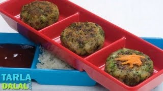 Broccoli Tikki By Tarla Dalal