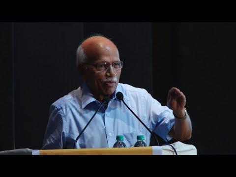 Modern Life & Spirituality by Dr. B M Hegde at Nagpur