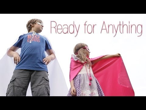 We're Ready For Anything - Landon Austin (unofficial music video)