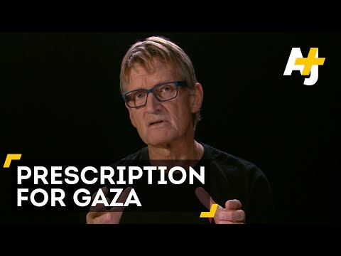 Dr. Mads Gilbert Has A Prescription For Gaza