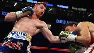 CANELO VS CHAVEZ JR FIGHT- HIGHLIGHTS - PELEA LO MEJOR