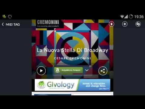 Scaricare canzoni mp3 direttamente da Shazam