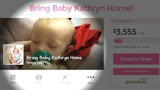 Texas CPS Kidnaps Sick Infant
