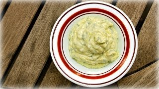 TURBO BOOSTED! - Easy Basil Mayonnaise Recipe